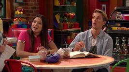 Jasmine and Logan are upset!