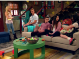 Lindy, Logan, Jasmine, Garrett and Delia