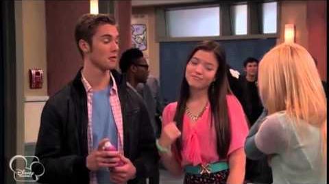 "Jasmine and Logan ""Shower"""