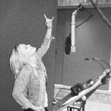 Olivia in the Studio