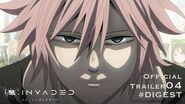 "ID INVADED イド:インヴェイデッド Official Trailer 04 DIGEST Kenmochi Hidefumi(水曜日のカンパネラ) ""Eternal Rail"""
