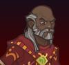 Mini Portrait Dhadius