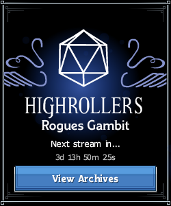High Rollers Rogue's Gambit