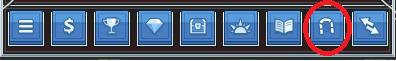 Time Gates UI Button