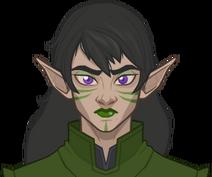 Portrait Morgaen