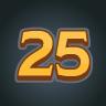 Achievements Icon Area25