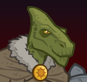 Mini Portrait Dragonbait
