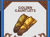 Celeste/Golden Gauntlets