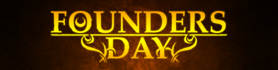 Founders' Day Banner