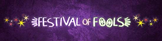 Festival of Fools in game