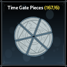 Time Gate 6 Pieces