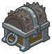 Silver FoundersDay Chest