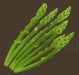 Veggies asparagus