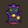 Pupil darkcat