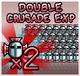 Shop 2x crusade exp