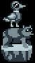 ArcadeShop statue