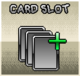 Shop card slots