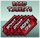 Shop raid tickets