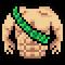 Leaf sash