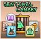 Shop sentinel canary