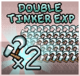 Shop 2x tinker exp