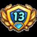 VIP Level 13