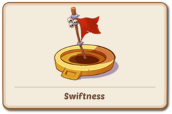 Holy Relic of Swiftness