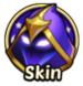 Skin Button
