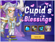 Cupids Blessings Event