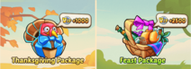 Thanksgiving Package Event-banner