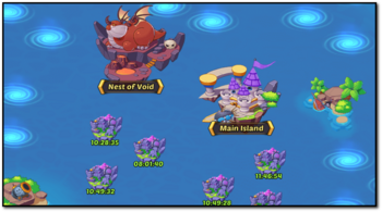 Celestial Island Expedition Preview