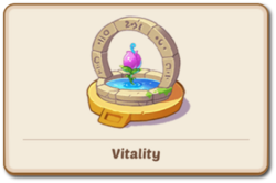 Holy Relic of Vitality