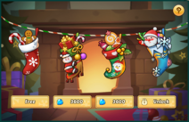 X'mas Gifts-Login-Event