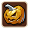 Golden Pumpkin-icon