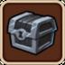 Black Treasure Chest-icon
