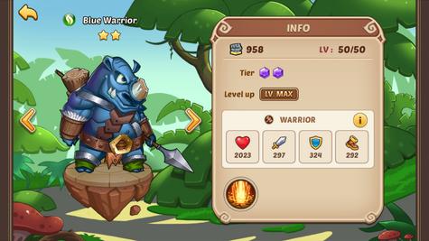 Blue Warrior-2
