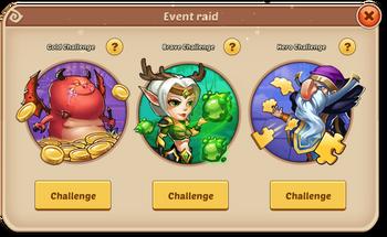 Event Raid Preview