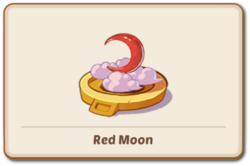 Holy Relic of Red Moon