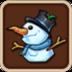 Tiny Snowman-icon