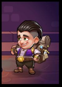Handsome Boy Merchant
