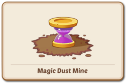 Magic Dust Mine