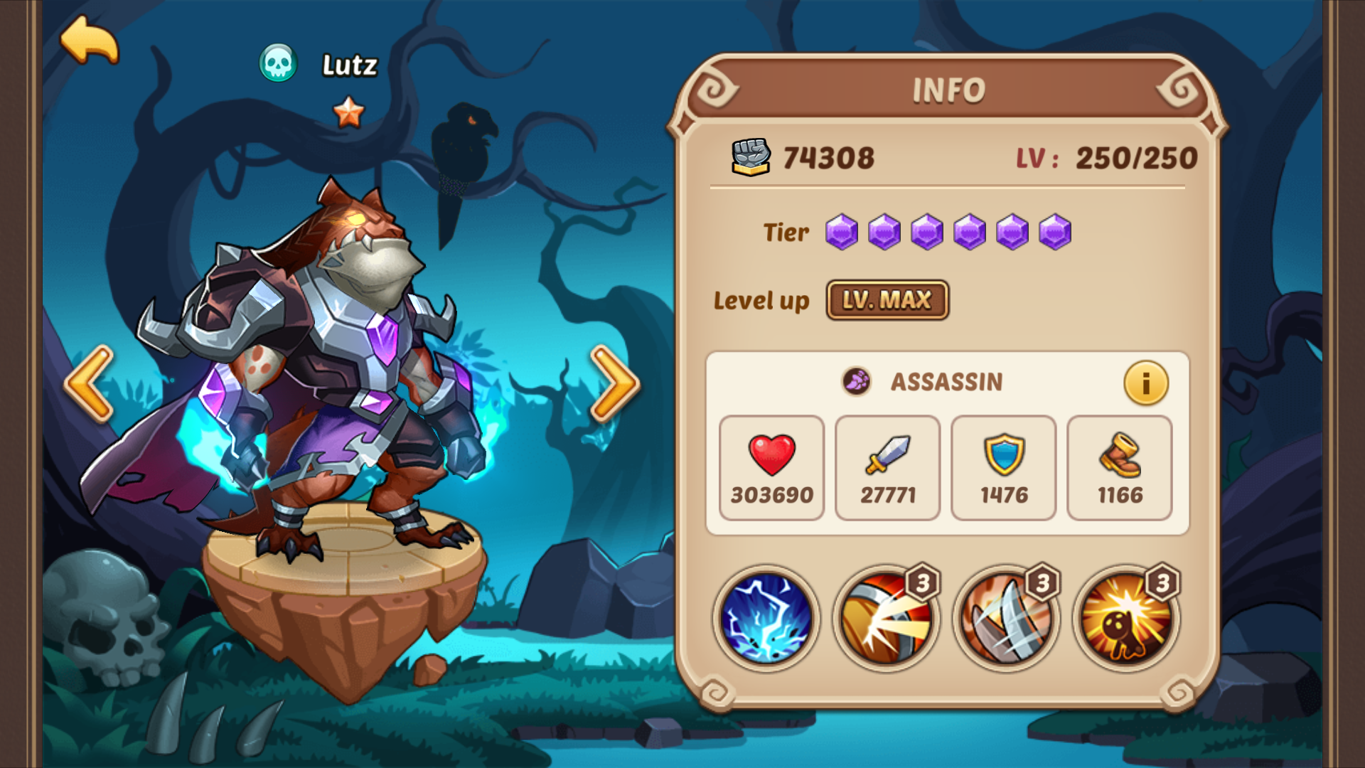 Lutz | IdleHeroes Wiki | FANDOM powered by Wikia