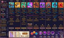 Monster Infographic