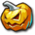 Golden Pumpkin borderless-icon