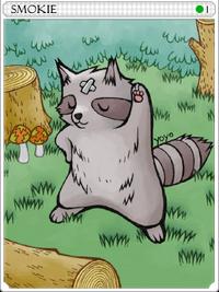 Smokie-card