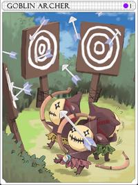 Goblin Archer-card