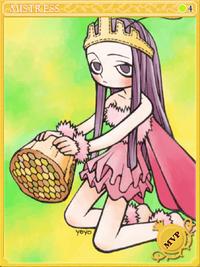 Mistress-card