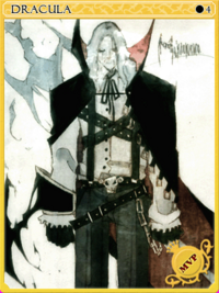 Dracula-card