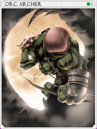 Orc Archer-card