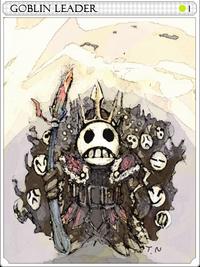 King Goblin-card